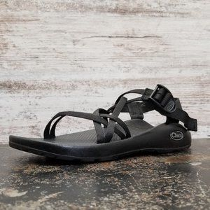 Womens Chaco Z/1 Athletic Sandals Sz 9 Used Black